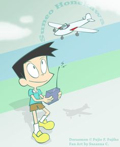 Doraemon - Suneo Honekawa by sanna-mania on DeviantArt