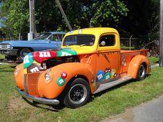 M & M Vintage Truck ★。☆。JpM ENTERTAINMENT ☆。★。