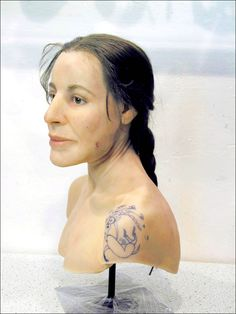 Face of Siberian princess revealed using reconstruction