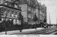 Bergwegziekenhuis 1920 Rotterdam Netherlands, Skyline, Street View, History, City, Places, Photographs, Nostalgia, Historia