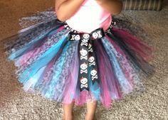Monster High tutu