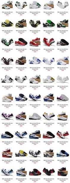 Nike Air Max 90 Men Shoes Page 5