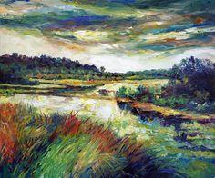 Stephen Kasun - Green Marsh