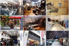 Freshness Curated: 10 New York City Streetwear Shops - Freshness Mag New York City Shopping, Streetwear Shop, 10 News, Street Wear, Photo Wall, Barbershop, Evolution, Modern, Shops