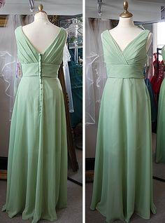 Sage bridesmaid dress. £40 each