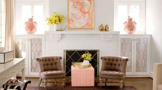 After multiple pitfalls (plumbing woes!) and paint shades (brown! bright orange!), interior designer Annie Werden breathes new, personality-filled life into her 1920s home