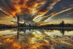 Beautiful HDR Landscape Photography by Mira-ve, Italy based photographer Maurizio Fecchio.
