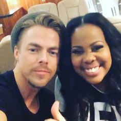 dancing with the stars instagram fall 2013 finale derek hough amber riley (1)