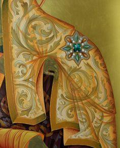 Byzantine Icons, Byzantine Art, Religious Icons, Religious Art, Icon Clothing, Religious Paintings, Art Icon, High Art, Orthodox Icons