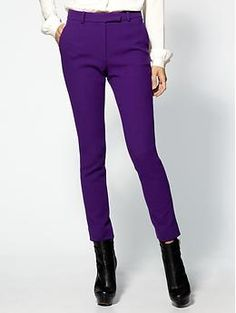 "Rachel Zoe Ian Cigarette Pant | ""I die"" these pants are ""bananas!"" translation: I love these pants. Perfect cut & color!"