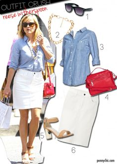 OUTFIT CRUSH: REESE WITHERSPOON