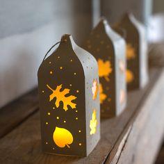 fabriquer une lanterne