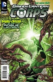 Review: Green Lantern Corp #29 (Vensen) - Cosmic Book News