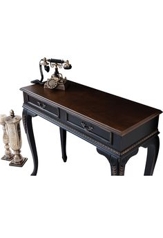 Consola Perla Negru Best Sellers, Entryway Tables, Console, Shabby Chic, Furniture, Home Decor, Pearls, Decoration Home, Room Decor