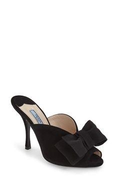 Prada Leather Sandal (Women)