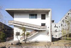 Galería de La obra de Wang Shu en Fotografías por Clemente Guillaume - 38