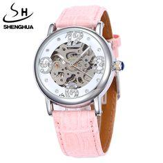 $46.89 (Buy here: https://alitems.com/g/1e8d114494ebda23ff8b16525dc3e8/?i=5&ulp=https%3A%2F%2Fwww.aliexpress.com%2Fitem%2FShenhua-brand-Women-Watch-Fashionable-dress-Sided-hollow-woman-Leisure-leather-Wrist-watches-Diamonds-waterproof-Women%2F32731461652.html ) Shenhua brand Women Watch Fashionable dress Sided hollow woman Leisure leather Wrist watches Diamonds waterproof Women's Watches for just $46.89