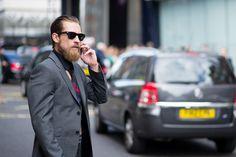 Streetsnaps: London Fashion Week 2013 Spring/Summer Part 3 | Hypebeast