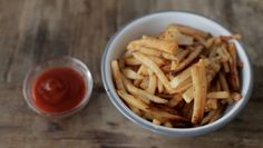 Oven Baked French Fries | because im addicted | Bloglovin'