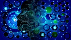 Artificial intelligence. Technology gear system web background. Virtual concept. Abstract Artificial intelligence. Technology web background. Virtual concept stock illustration Artificial Intelligence Technology, Technology Background, Cyber, Concept, Abstract, Digital, Illustration, Summary, Illustrations