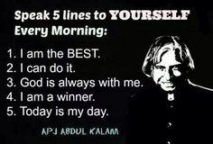 #Motivate yourself with these 5 lines everyday :) #motivational #inspiration #quote #QuotesOfTheDay