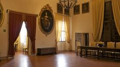 "And there are formal rooms decorated from the period as well - ""Road Trip: the backroads of Emilia Romagna, Italy"" by @Kelly Mullaly"