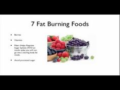 7 Foods That Fight Body Fat And Get Your Sexy 6 Pack Back!