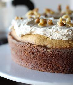 Cappuccino Coffee Cake | Dough-Eyed