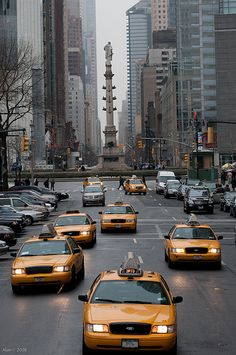 Yellow Cabs | Flickr - Photo Sharing!
