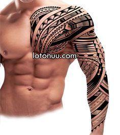 http://lotonuu.com/samoan-tattoos-designs-30.html #samoantattoossleeve