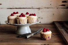 Raspberry Lemon Cream CheeseCupcakes | Pastry Affair
