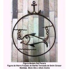 Regalo en Forja.Decoración Forja.Artículos regalo de Forja.