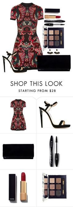 """Untitled #1386"" by fabianarveloc on Polyvore featuring McQ by Alexander McQueen, Jimmy Choo, Lancôme, Chanel, Tory Burch, women's clothing, women, female, woman and misses"