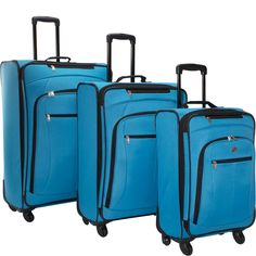 American Tourister 3 Piece Luggage Set
