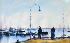 Dock of the Bay, 2007 by Harry Kent, via Flickr