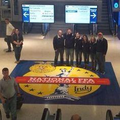 #ffa #transformffa #ffaconvention - Arriving in Indy!