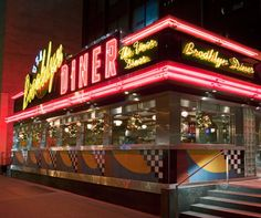 the brooklyn diner times square
