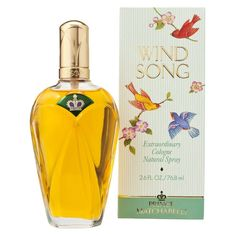 Wind Song Women's Cologne - 2.6oz. Ad Hoc: Musk Scent