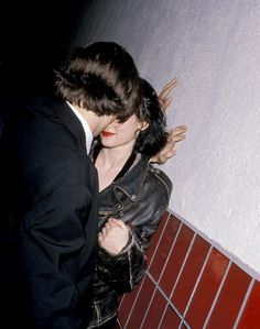 Winona Ryder and Johnny Depp