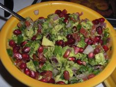 Bario Cafe - Phoenix, AZ the Pomegranate made the guacamole superb