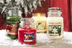 Yankee Candle: $20.00 Off $45.00 In-Store or Online Purchase Coupon