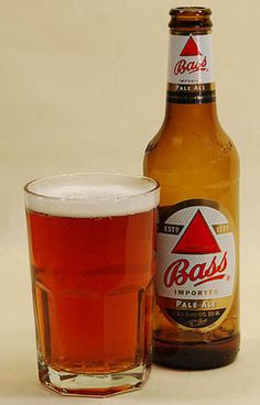 England's Bass Ale - Have a glass and relax