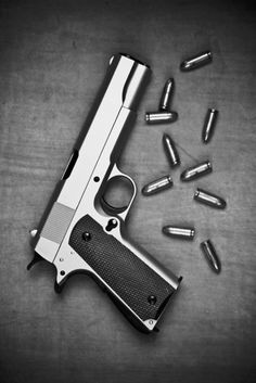 The 1911 - has hardly changed in over 100 years. Not much room for improvement.    A fascinating and deceptively simple design, tried and true.1911