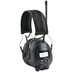 WALKERS GAME EAR GWP-RDOM Digital AM/FM Radio Muff