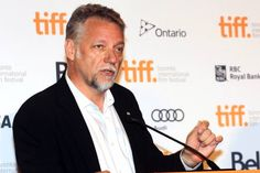 Edward Burtynsky attends the 2013 Toronto International Film Festival Canadian Press Conference at Fairmont Royal York on August 7, 2013 in Toronto, Canada.  (Photo by Isaiah Trickey/FilmMagic)