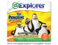 I'm learning all about LeapFrog Enterprises Inc. Explorer Game Cartridge: The Penguins of Madagascar: Operation Plushy Rescue at @Influenster!
