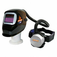 Masque de soudure ventilé Dual Flow et Daerk'Matic 3000-VI3