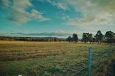 Rolling clouds, farmland, mountains and trees. Click picture to see the full image. Check out my page for more photography projects.