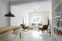 lovely livingroom, armchairs, chandelier