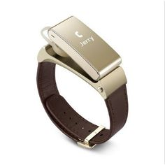 Find More Smart Wristbands Information about HUAWEI TalkBand B2 0.73 OLED Screen Genuine Leather Band Smart Watch Water Resistance Wristband Wireless Headset Android iOS,High Quality headset kenwood,China headset pro Suppliers, Cheap headset extension from BTL Store on Aliexpress.com smart watches - amzn.to/2ifqI9j Women's Smart Watches for Sport, Fitness and Fashion - http://amzn.to/2jYX1qx